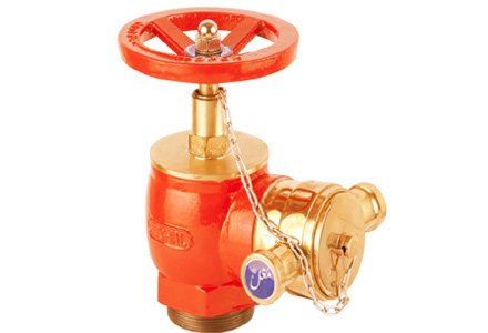 Hydrant Fire Valve Wall Type Threaded